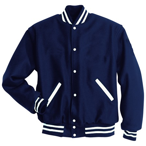 Letterman Jacket Blank Apparel By Zome
