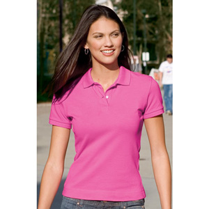 Apparel women 39 s polo shirts blank apparel by zome for Woman s polo shirts