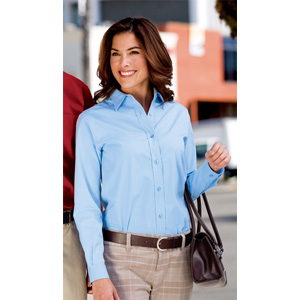 Apparel/ Women's Button Up Shirts   Blank Apparel by ZOME